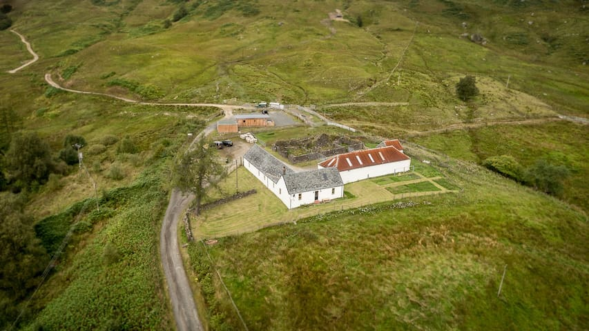 Blackwatch Studio at Garrison Of Inversnaid B & B - Inversnaid - Bed & Breakfast