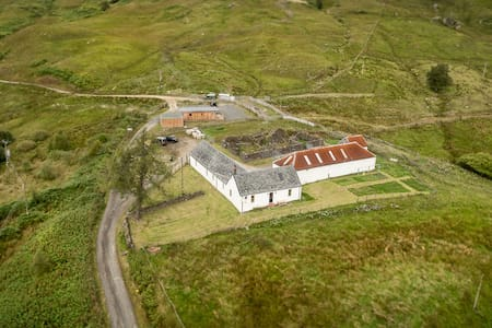 Highlander Studio at Garrison Of Inversnaid B & B - Bed & Breakfast