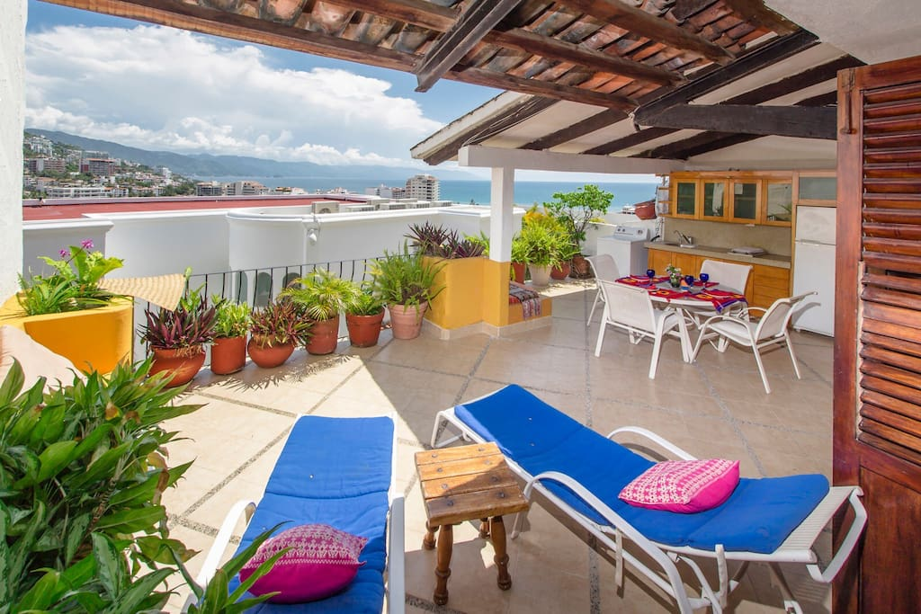 Puerto Vallarta Rooms For Rent