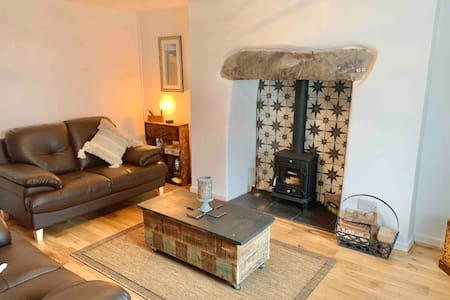 Cosy cottage situated in picturesque Conwy Valley
