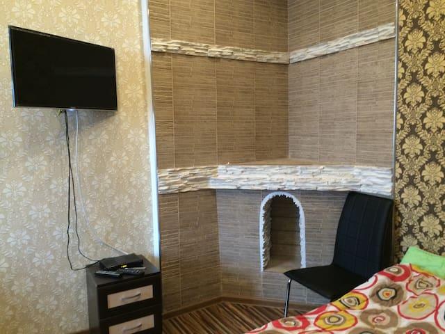 Квартира в Центре Парка! - Kislovodsk - Flat