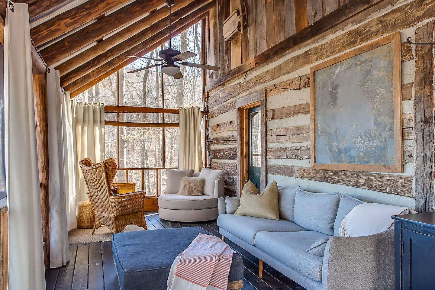 Wow! We found the Best Tennessee treehouse Rentals. Save time searching!