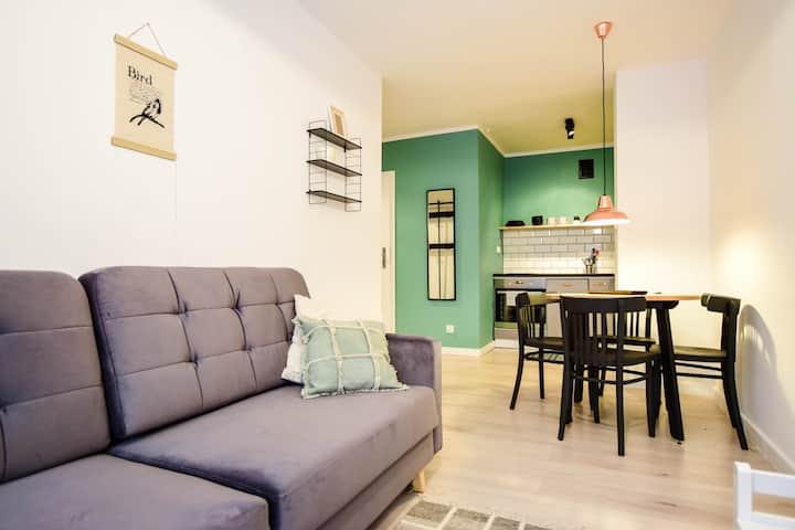 Krawiecka Street Apartment