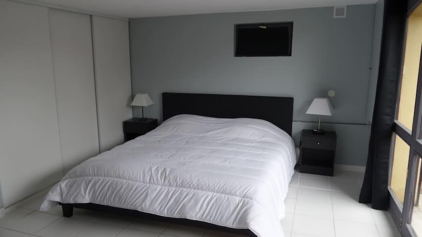 CHAMBRE PROCHE SITE DE L'EURO - Saint-Cyprien - Apartment