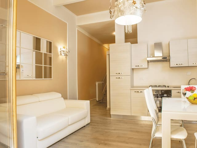 Pitti Lovely apartment. Firenze