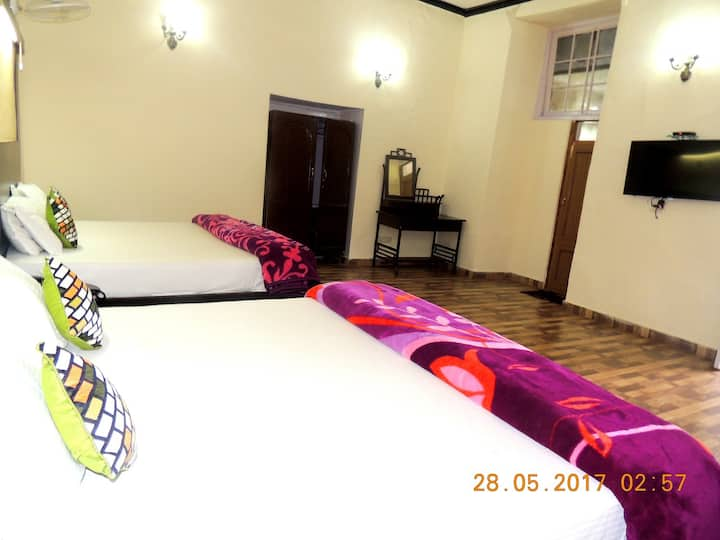Family Room | Heritage Boutique Hotel | Mall Road