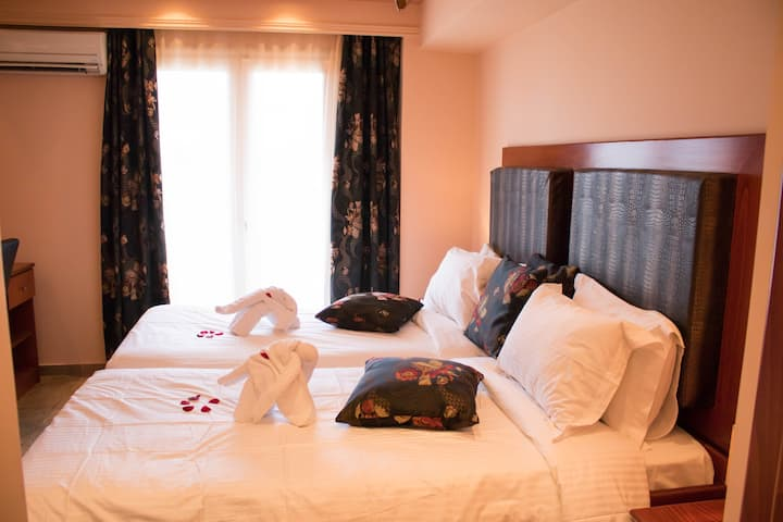Americana Hotel Double  Or Twin Room