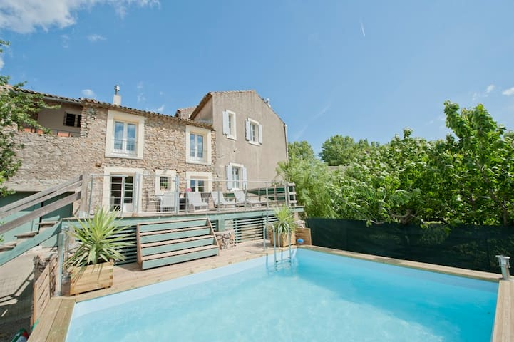 South of France. Sleeps 8+ Heated Pool, Nr Beaches