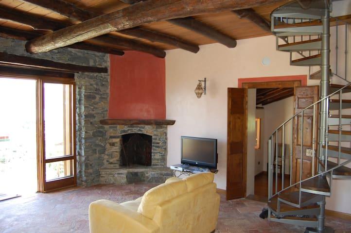 Casa dei Girasoli - Dongo - Doğa içinde pansiyon