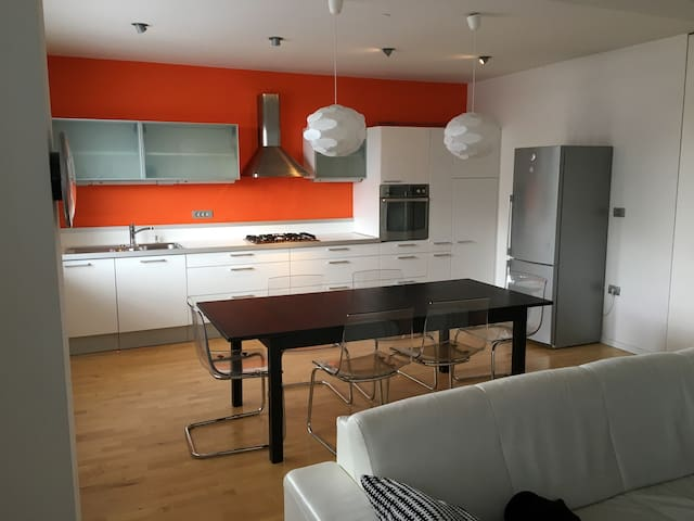 Modern and cosy place near the center of Ljubljana - Lublana - Apartament
