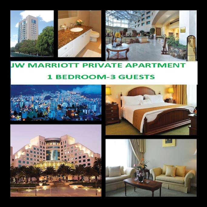 Private apartment - Marriott