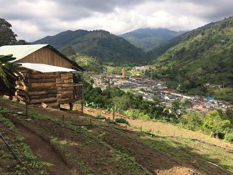 Cabañas Quindio Con Vista  Aire Puro de Montaña