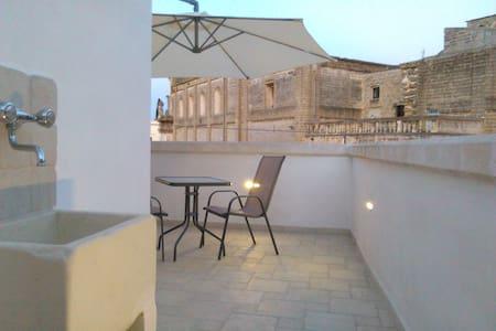 Appartamento Mesagne nel centro storico - Mesagne - อพาร์ทเมนท์