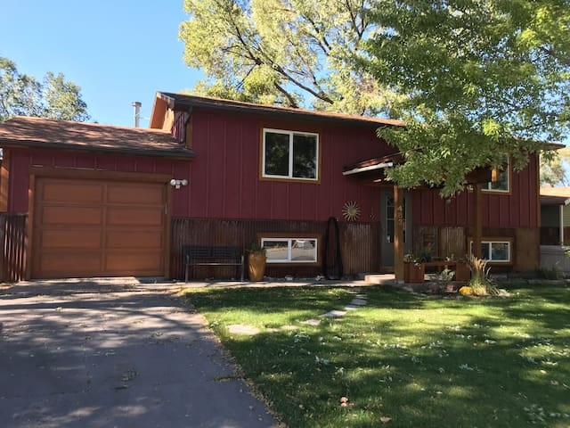 House in Carbondale & 35 minutes from Aspen