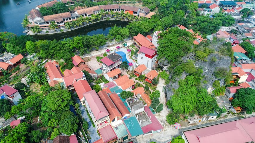 tam coc lavender homestay_Deluxe Double Room1