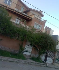 loft  dans villa 2 etages  duplex - baba hassen - Loft