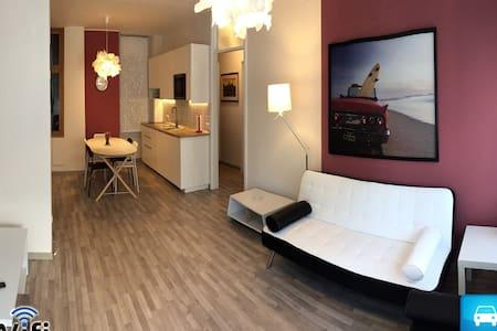 Splendido appartamento fronte mare con posto auto - Lignano Sabbiadoro - Pis