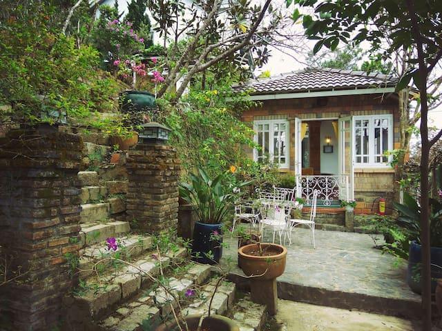 Pensee Villa ( Vegan Villa) Room.5 - Thành phố Đà Lạt - Villa