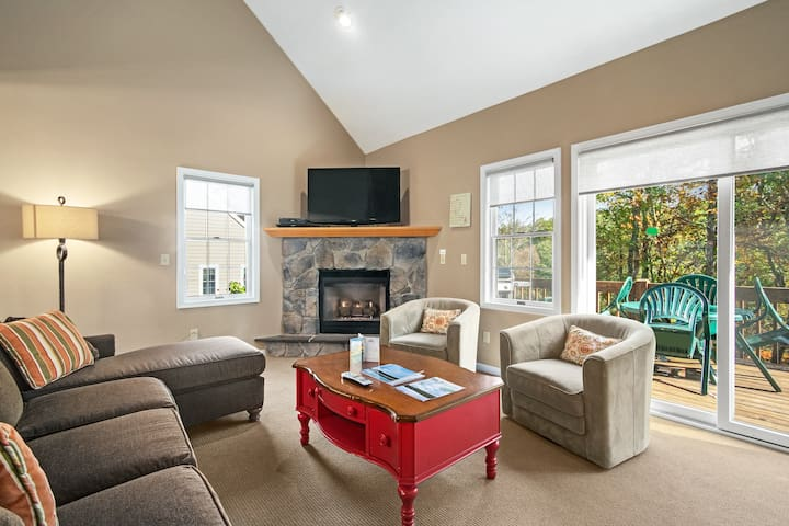 Sequoia (544) from Vacation Rentals by Woodloch