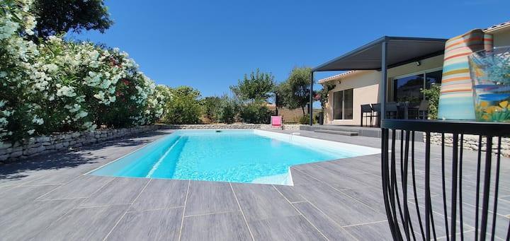 Villa Benista, Bonifacio 4 chambres piscine privée
