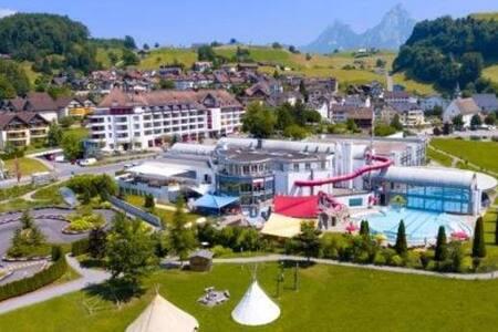Studio im Swiss Holiday Park
