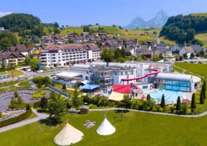 Studio im Swiss Holiday Park