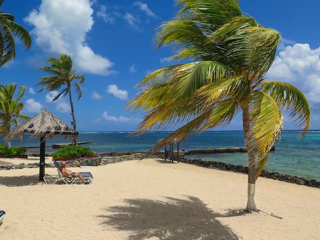 Beautiful St. Croix Escape-wifi, cable, wash/dryer