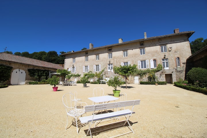 Domaine du Vignau, Cottage with charm & tradition