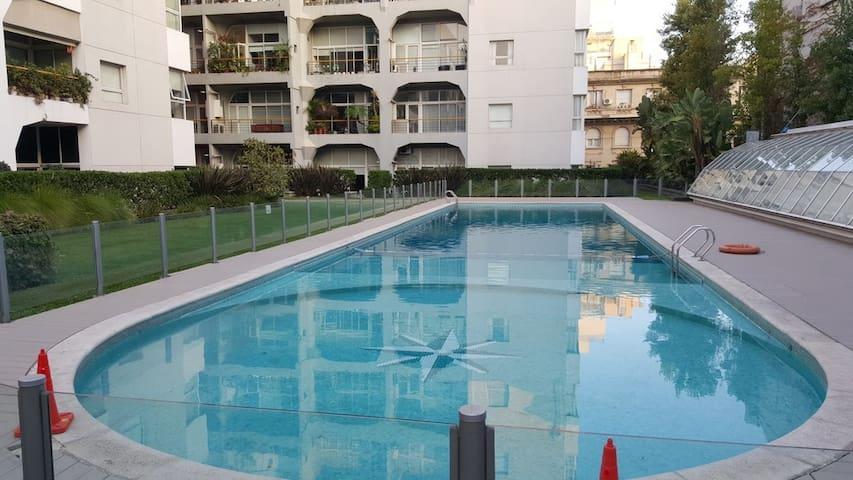 Apartamento Moderno-1dorm Nr STelmo - Buenos Aires - Apartment