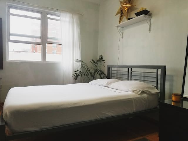 Bushwick Bedroom (Available Daily Again)
