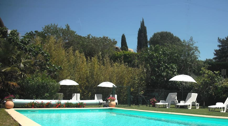 Holiday gite 1 heated pool 5miles Carcassonne 4/6p - Ventenac-Cabardès - Apartemen