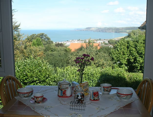 Braebrook - SeaView - Aberporth - Appartement