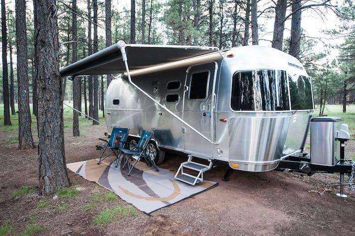 Airstream Camping!