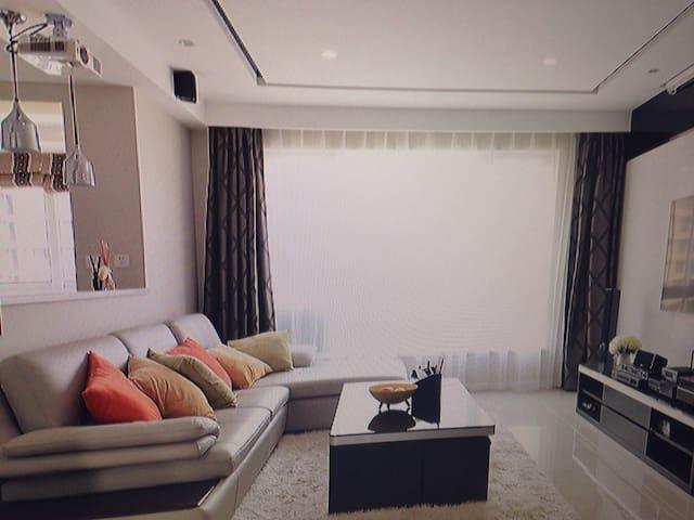 Nordic cold wind three room - 布萨克 - Apartament