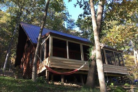 Bear Creek Cabin in the Driftless - Soldiers Grove - กระท่อม
