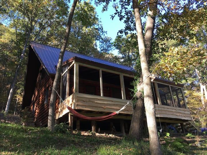 Bear Creek Cabin in the Driftless