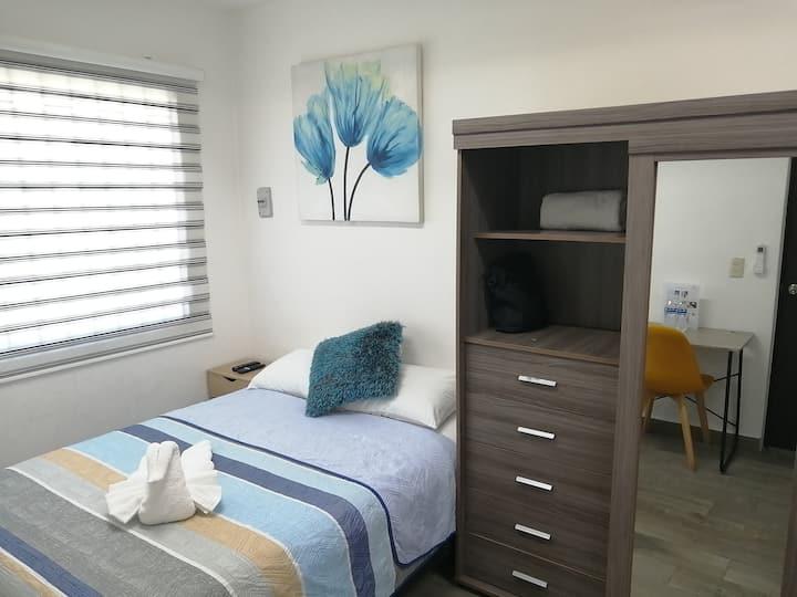 Habitación 1 en Boca del Río, Veracruz
