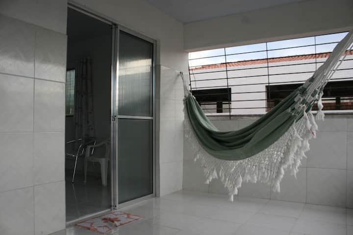 Casa 2 quartos Litoral Sul de Recife-PE.