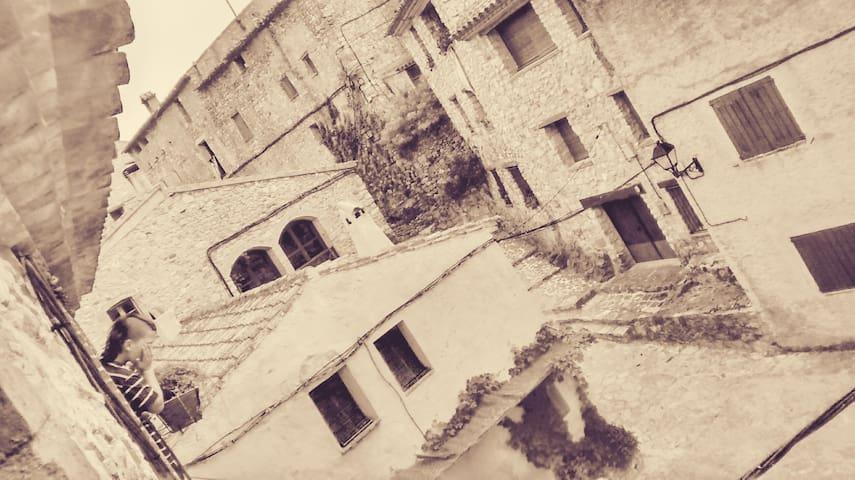 La casa del mas d'en Toni - El Avellaner- Farena - Farena - Pis