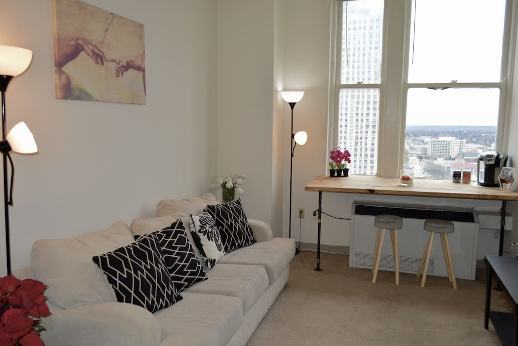 Cozy 1 Br Apartment Downtown Walk To Beale St Apartments For Rent In Memphis Tennessee