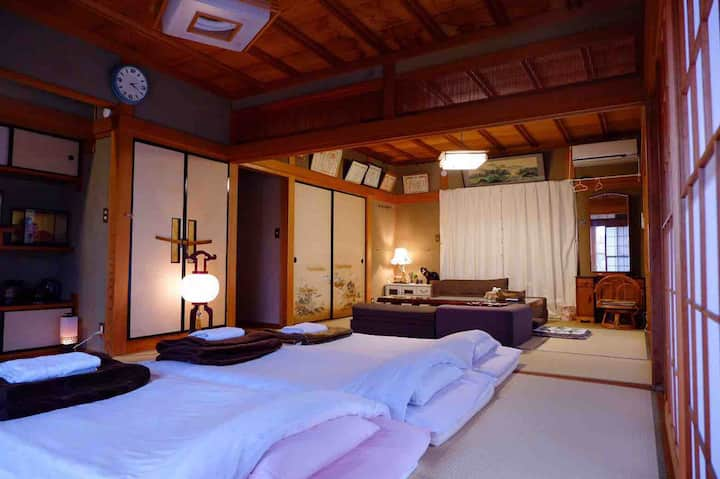 Kumamoto Farm Stay near Airport, Only 1 group/day