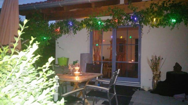 Naturnahe u. gemütliche Unterkunft in  Bamberg