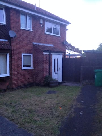 Hempshill 'hideaway' - Nottingham