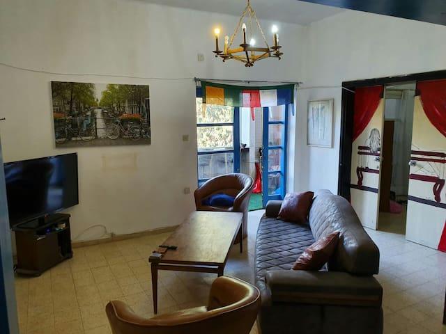 דירה במיקום הכי טוב בתל אביב!
