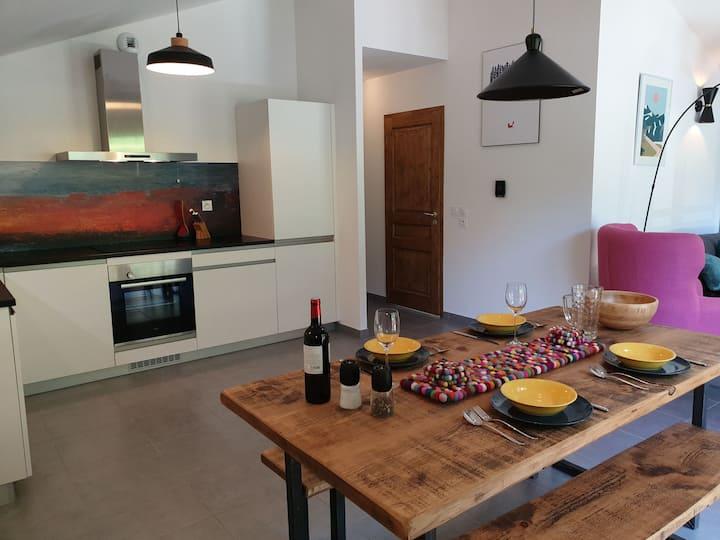 Brand new apartement 2 bedrooms in Morzine