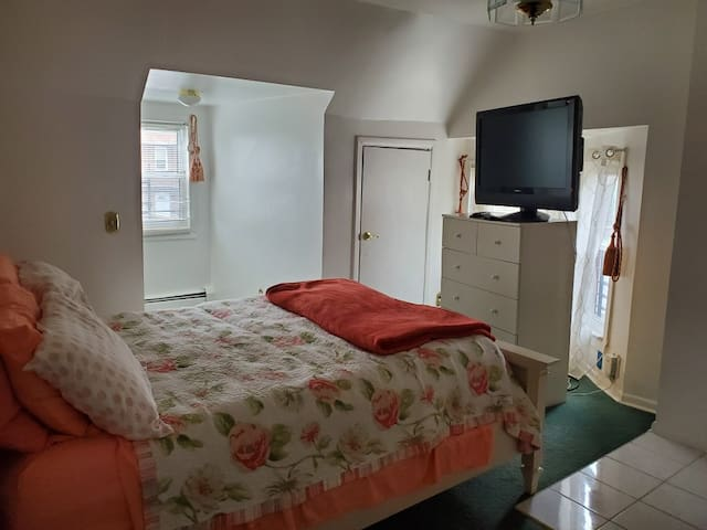 Nurses Welcomed! Cozy apartment NYC upper bay