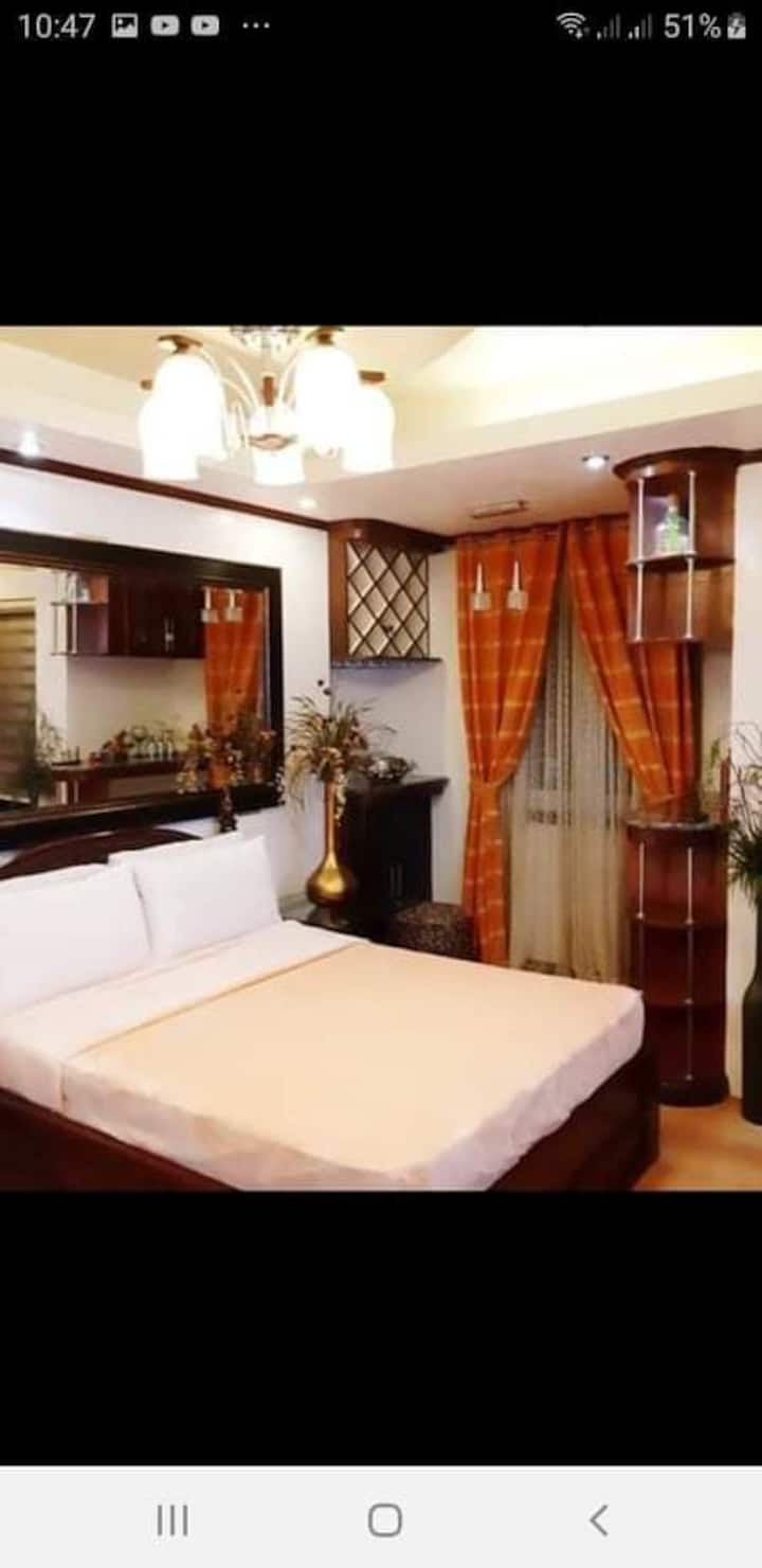 BAGUIO MYLENE NICE CONDO UNIT FOR TRANSIENT ONLY