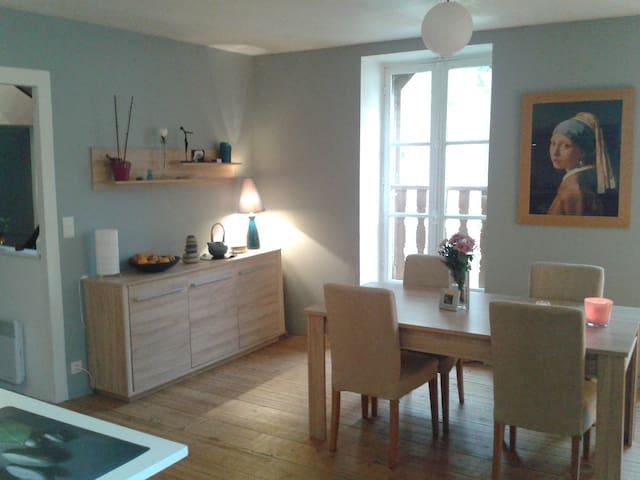Nouveau ! Bel appartement de 90m2 - Alençon - Apartament