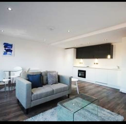 Immaculate, clean and modern central apartment