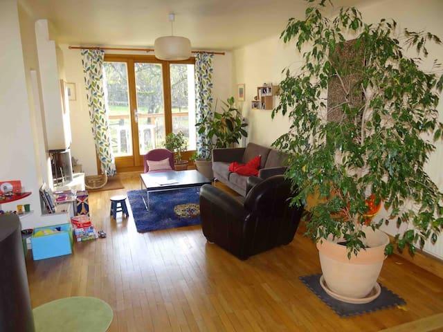 Maison ensoleillée entre Grenoble et Chamrousse - Saint-Martin-d'Uriage - House